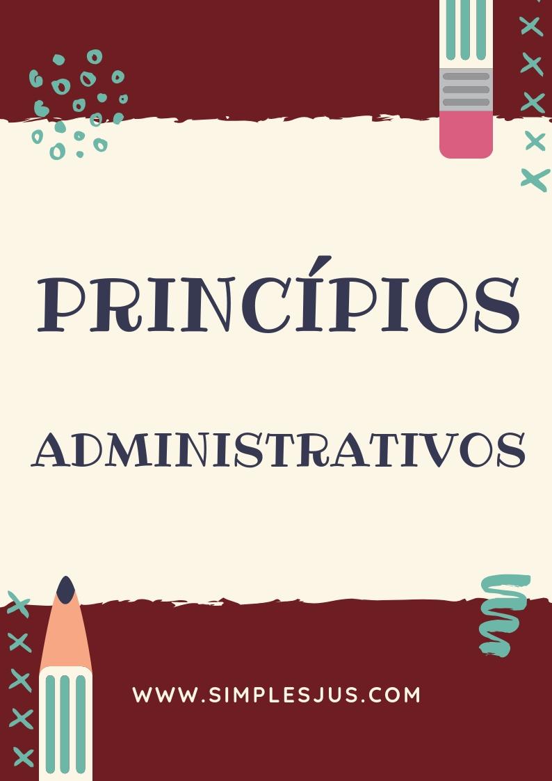 PRINCIPIOS ADMINISTRATIVOS_MATERIAL GRATIS